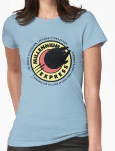 Millennium Express Womens Fitted T-Shirt