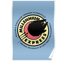 Millennium Express Poster