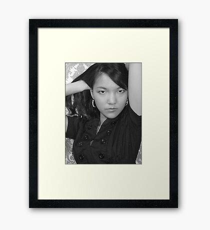 sexy Framed Print