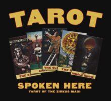 Tarot Spoken Here T-Shirt