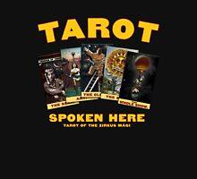 Tarot Spoken Here Womens Fitted T-Shirt