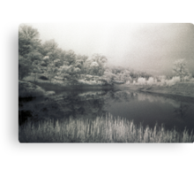 Genevieve's Lake Canvas Print
