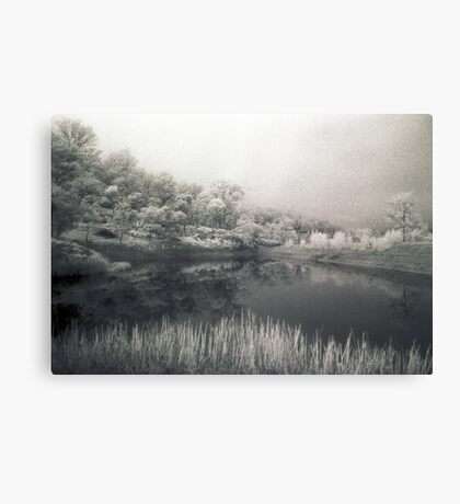 Genevieve's Lake Canvas Print