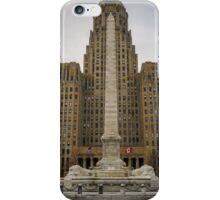 Niagara Square iPhone Case/Skin
