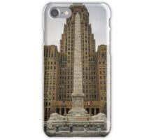 Niagara Square iPhone Case/Skin
