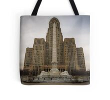 Niagara Square Tote Bag