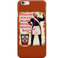 English! iPhone Case/Skin