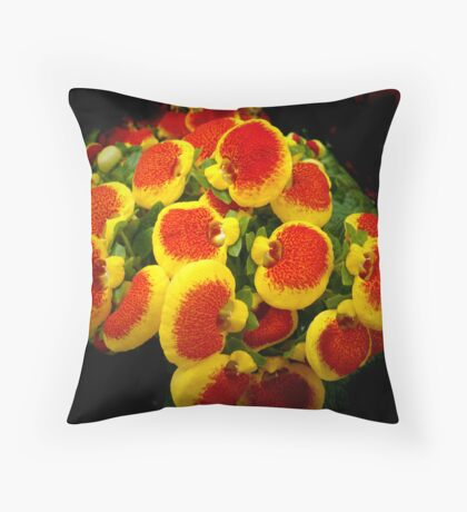 Lady Purses Throw Pillow