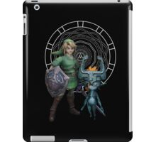 The Legend of Link and the Twilight Princess iPad Case/Skin