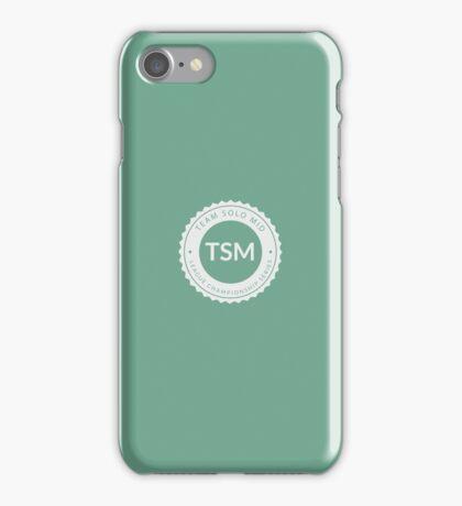 Vintage TSM Boyscout Badge iPhone Case/Skin