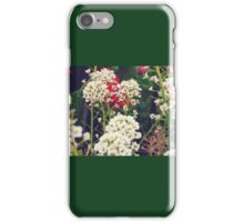 Baby's Breath iPhone Case/Skin