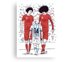 World Cup Canvas Print