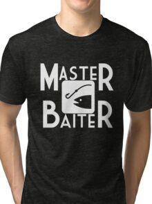 Master Baiter Tri-blend T-Shirt