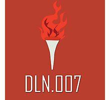 DLN.007 - Fireman Photographic Print