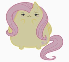 Fluttershy kitty Kids Clothes