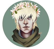 Flower Crown Cole by Carrieli