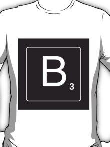 Letter B T-Shirt