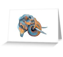 Never forget elephant Greeting Card