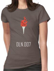 DLN.007 - Fireman Womens Fitted T-Shirt