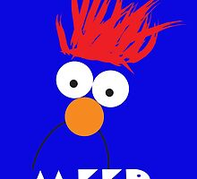 Beaker MEEP by Madison Bailey