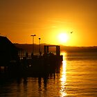 Russell Sunset by Michael Fotheringham Portraits