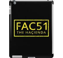FAC51 The Hacienda iPad Case/Skin