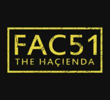 FAC51 The Hacienda Kids Clothes