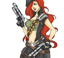 Special Forces Miss Fortune by RBSTORESSX