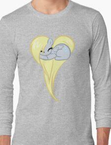 Heart Of Derpy Long Sleeve T-Shirt