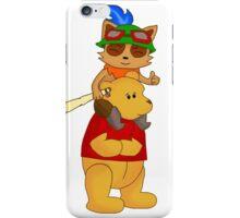 Teemo on Pooh iPhone Case/Skin