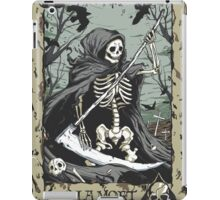 Death Card iPad Case/Skin