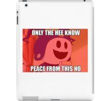 Jack Frost Hee ho iPad Case/Skin
