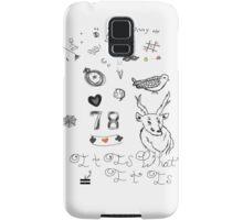 Louis Tattoos Samsung Galaxy Case/Skin