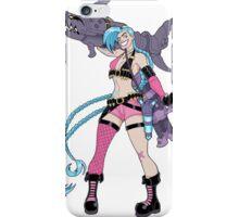 Jinx League of Legends iPhone Case/Skin