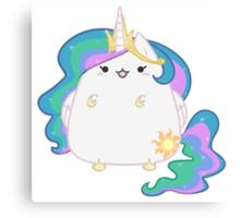 Celestia kitty Canvas Print
