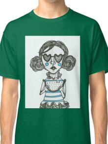 Watermelon Girl Classic T-Shirt