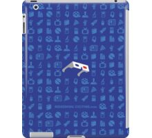 Icons - Shirt and more! iPad Case/Skin