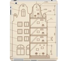Plan facility iPad Case/Skin