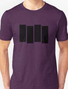 Black F T-Shirt