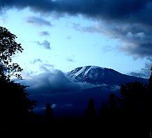 dawn kilimanjaro by Gideon du Preez Swart