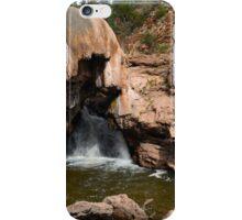Soda Dam in New Mexico iPhone Case/Skin