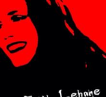 Faith Lehane Sticker