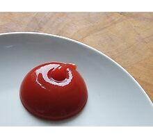 ketchup Photographic Print