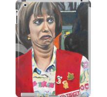 Target Lady iPad Case/Skin