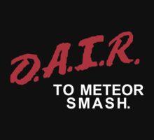DAIR to meteor smash by ShahanC