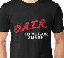 DAIR to meteor smash Unisex T-Shirt