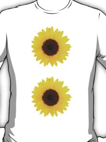 Two sunflowers T-Shirt