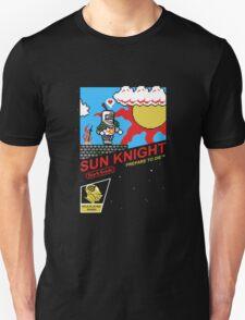 8 Bit Sun Knight T-Shirt