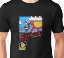 8 Bit Sun Knight Unisex T-Shirt