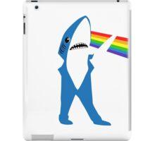 Left Shark of the Moon iPad Case/Skin
